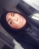 Hijab beurettes hoofddoek sletjes (35)