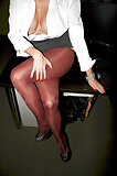 Pantyhose Office girl (49)