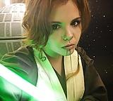 Star Wars Cosplaying Jedi  (27)