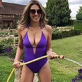 Elizabeth Hurley (IG) 7-9-17 Best IG picture of the week  (1)