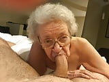 Very Old Granny Blowjob (5)