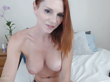 Delicious freckled ivory redhead MILF (20)