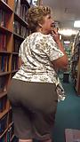 BIG PLUMP BUTT GILF in Brown Pants (58)
