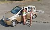 Street hooker hoe prostitute Budapest Hungary (2)
