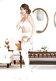 White Stockings and Lingerie 2 (9/51)