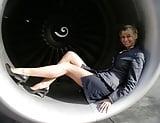 Real flight attendant (24)