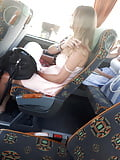 Russian girl hot babe travelling... (15)