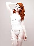 White Basques Sexy Women (24/48)