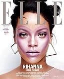 Rihanna Elle Mag  UK October 2017 (3)