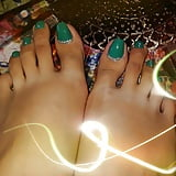 Beautiful sexy feet and pedicure 1 (7)