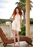 Armana has red hair and a gorgeous body (12)
