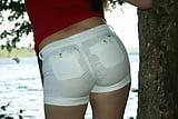 Katies panties are showing...tease (1)