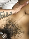 Hairy black wife  (4)