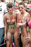 Collection of young women from Roskilde nude run (13)