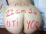 Alis 22 cm sik istiyor (1)