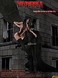 Vampirella Arrives in Gotham City (45)
