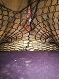 Bbw wife in Fishnets  (5)