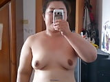 China woman show the tit by cam (6)