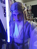 Star Wars Cosplaying Jedi  (5/27)