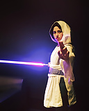 Star Wars Cosplaying Jedi  (11/27)