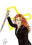 ShadowHunters Clary Fray (16/21)