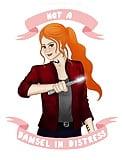 ShadowHunters Clary Fray (8/21)