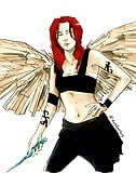 ShadowHunters Clary Fray (11/21)