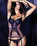 Dark Haired Beauties in Lingerie and Stockings 19  (3/89)