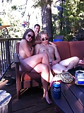 Teen Friends Have Nude Vacation Fun (49)