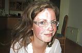 Favorite Amateur Hotwives and Girlfriends - Facials 6 (36)