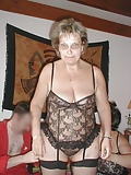 Granny Grandma Old Ladies in Sexy Lingerie 7 (25)