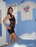 Fotos de una Jovencita europea mientras se cambia de ropa (24)