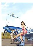 World War 2 Style pinups II (70)