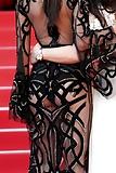Kendall Jenner - See-through dress - ass (38)