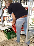 Geile Aersche, geile Kommentare - Candid nice asses, comment (32)