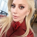 Gaga pics with & without makeup  (25)