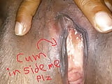 Sri Lankan Mature MILF Close-Up Shaved Pussy Ready to Fuck (12)