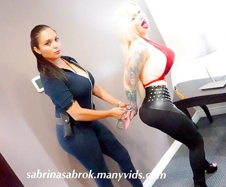 Sabrina Sabrok Arrest xxx video (2)