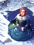 Sansa Stark Lady of Winterfell  (10/50)