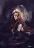 Sansa Stark Lady of Winterfell  (6/50)