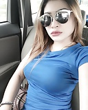Beautiful Busty Selfie Malay Cutie (56)