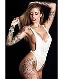 Tattoos, Tits & Sexy Armpits (48)