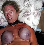 Submilf or Milf2 it's me purple tits tied in hard bondage (13)