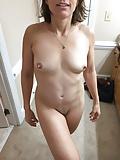 Blowing some cum on MILF (3)