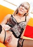 Amateur Sexy Milf, Mature, Granny Women in Lingerie (46)
